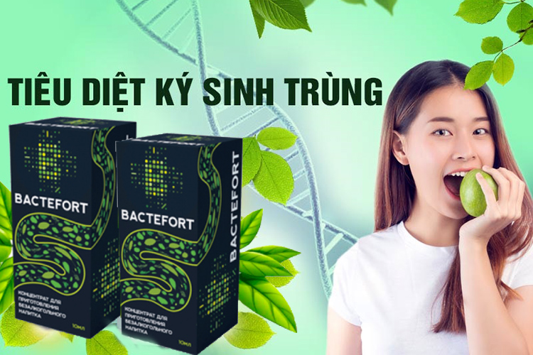 thuoc diet ky sinh trung bactefort